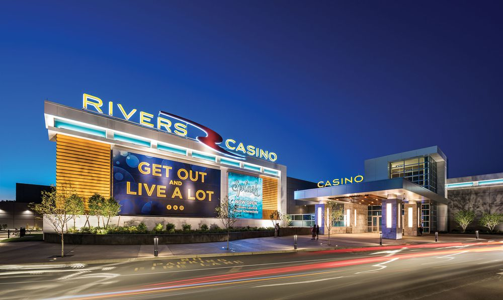 Rivers Casino and Resort Revitalizes Surrounding Area