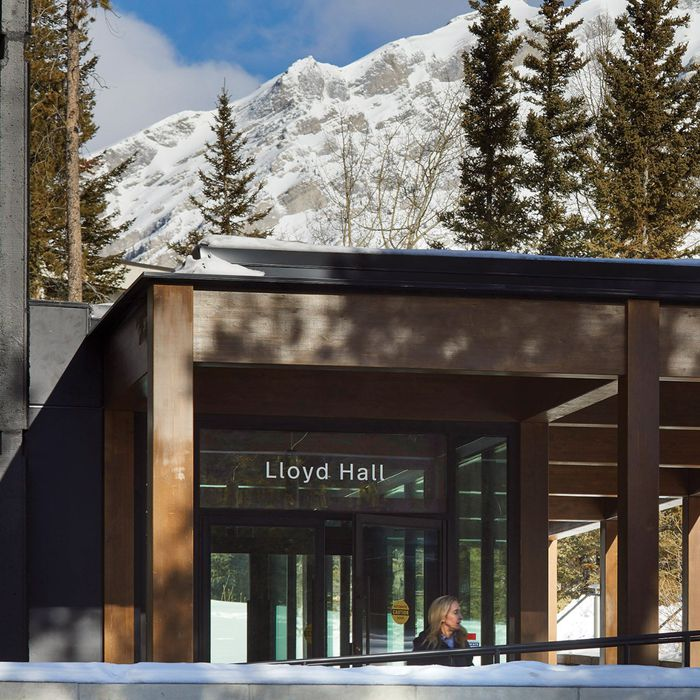 BANFF CENTRE LLOYD HALL