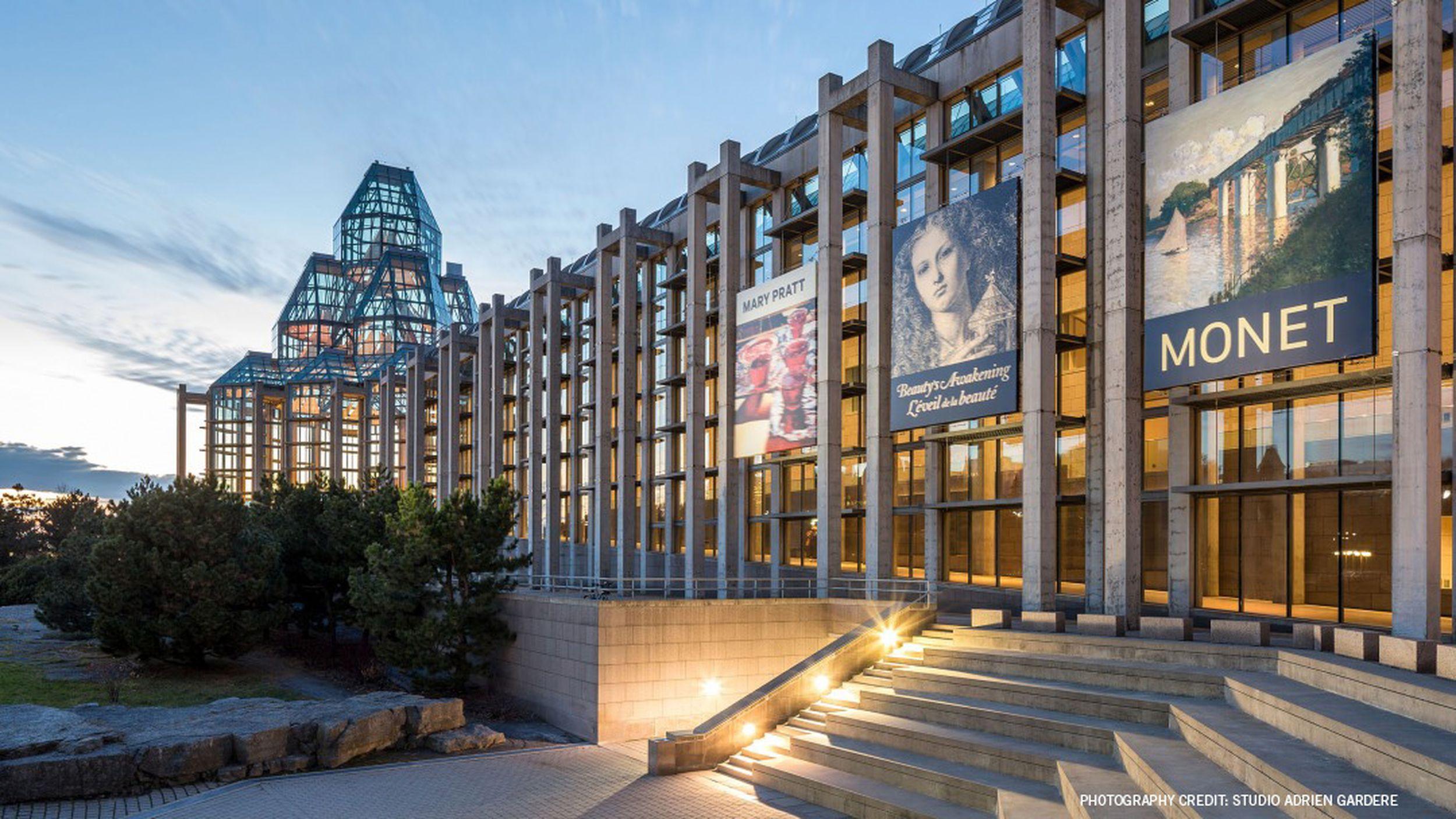 EllisDon - The National Gallery of Canada